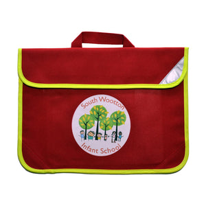 Book Bag with South Wootton Infants print