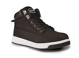 Nubuck Sneeker Boot Black (Painting & Decoration)