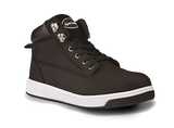 Nubuck Sneeker Boot Black (Carpentry & Joinery)