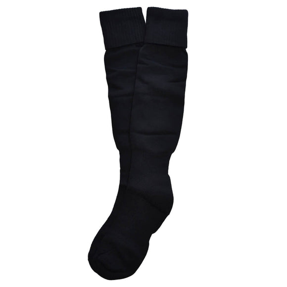Black Sports Socks ( Downham Market)