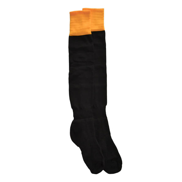Gold/Black Socks ( KLA)