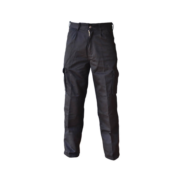 Click Newark Trousers Black (Plumbing)