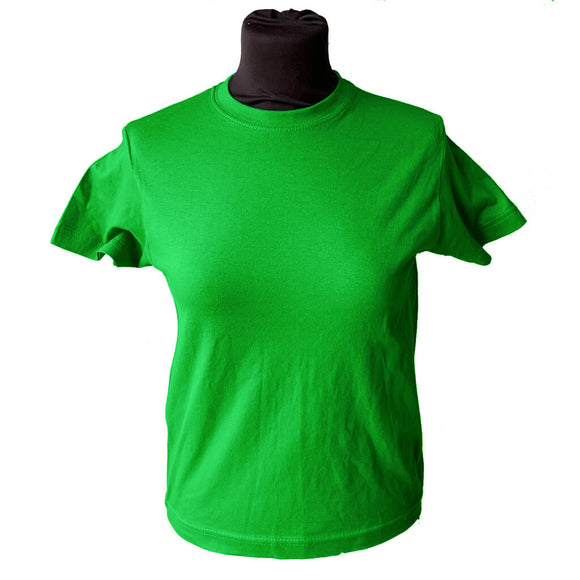 Plain Emerald T-Shirt (Kings Oak)