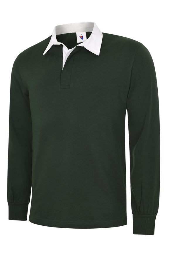 Uneek Classic Rugby Shirt (UC402)