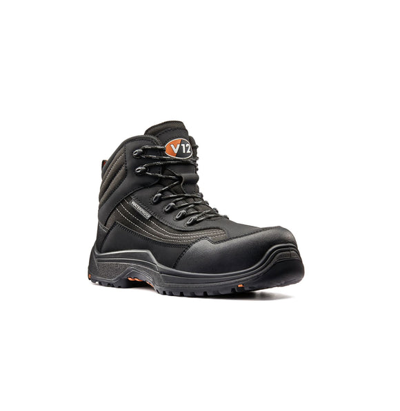Caiman Igs  Waterproof Hiker Graphite (V1501.01)
