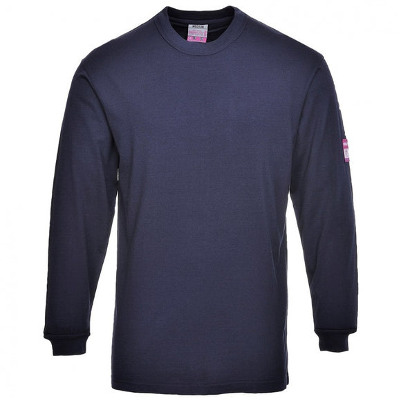 Flame Resistant Anti- Static  Long  Sleeve Sweatshirt (FR12)