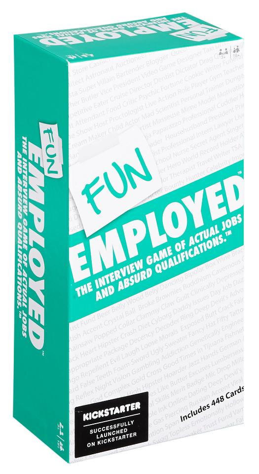 Funemployed - - Card Game
