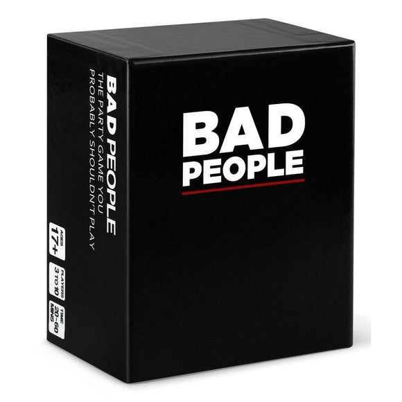 Bad People - - Card Game