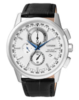 Citizen ECO drive Radio Controlled AT8110-11A