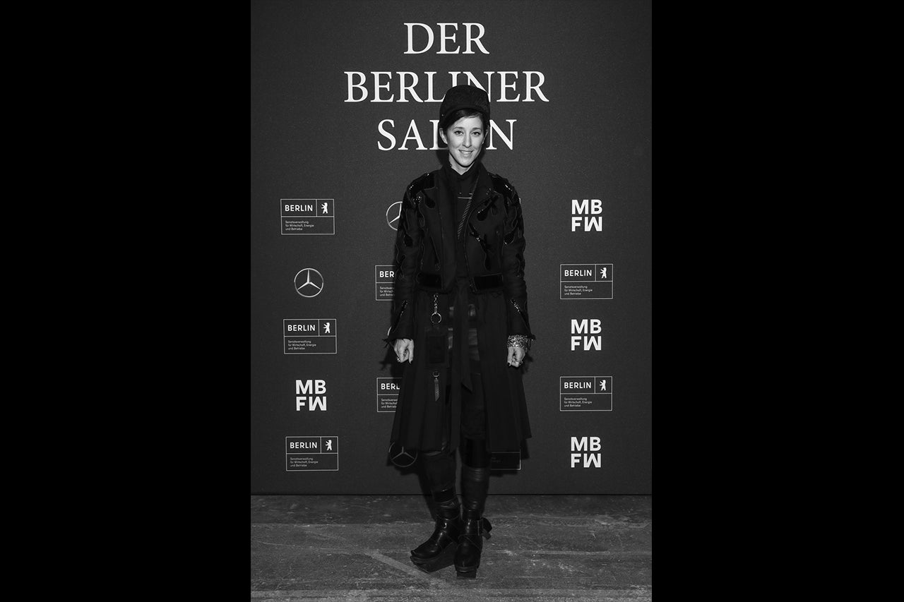 Der Berliner Salon Esther Perbandt