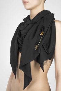 "Scarf ""Safety Pin"""