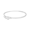 FINE JEWELRY - FINE BUBBLE - Silver Bangle