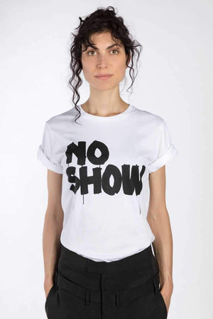 NO SHOW - esther perbandt T-shirt | esther perbandt