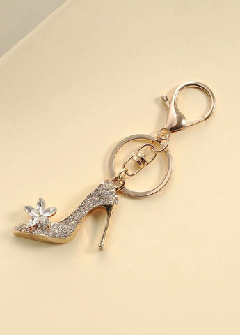 High Heel Keychain