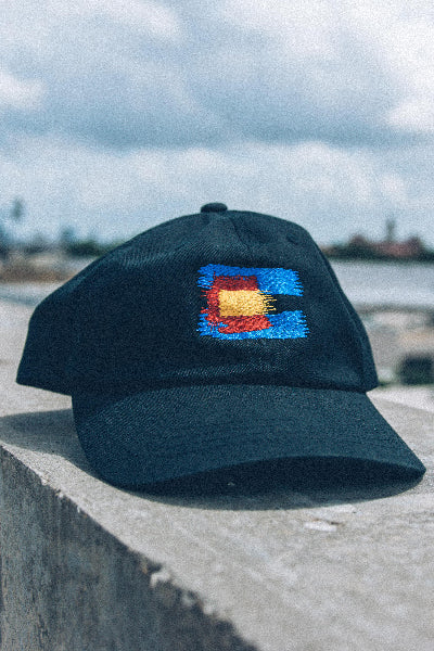 Colorado Painted Flag Dad Hat – timber-threads ed580cac2c8