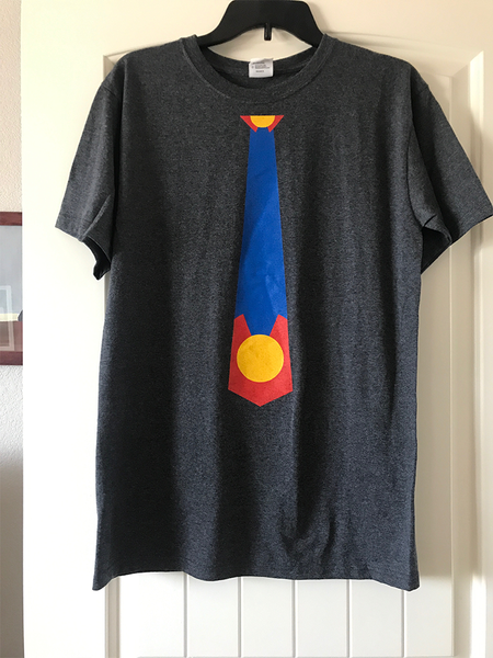 Men's CO Tie tee