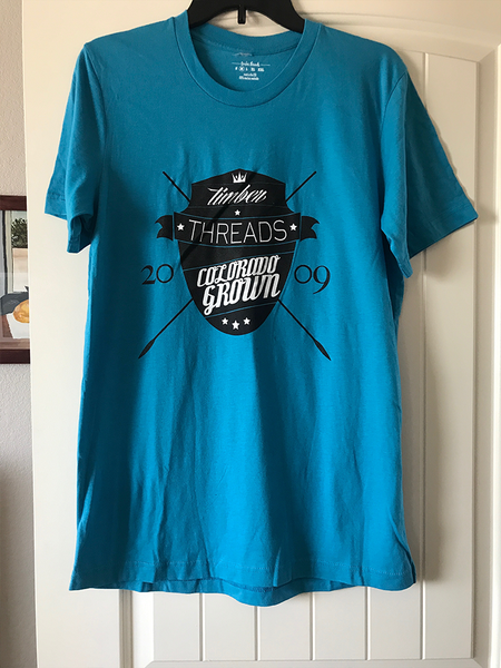 Men's Large Shield tee