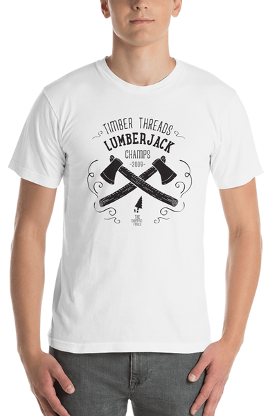 Men's Lumberjack Champs Tee