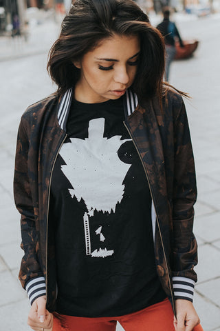 Women's Cutting Away tee