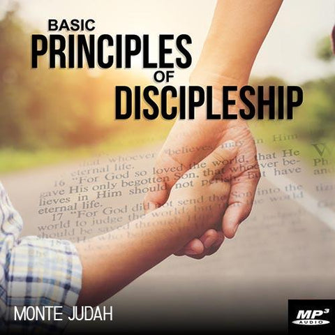 Basic Principles of Discipleship  (Digital Download MP3)