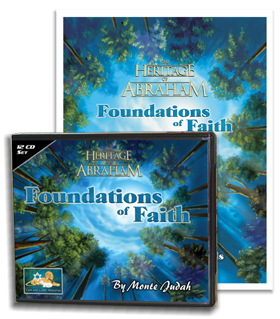 Heritage of Abraham - Foundations of Faith w/Book