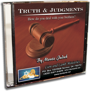 Truth and Judgments - How do you deal with others?
