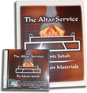 Altar Service - w/Study guide