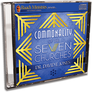 Commonality of the Seven Churches CD