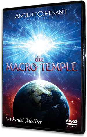 The Macro Temple - DVD