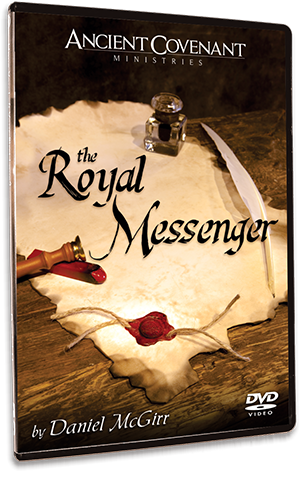 The Royal Messenger - DVD