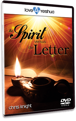 The Spirit Versus The Letter of the Law