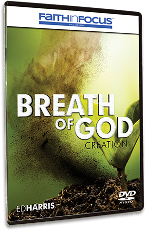 Breath of God - Creation DVD