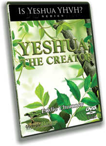 Yeshua: The Creator (Is Yeshua YHVH? Series) DVD