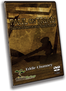 Paul on Trial: Did He Observe & Teach Torah? DVD