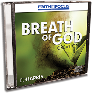 Breath of God - Creation CD