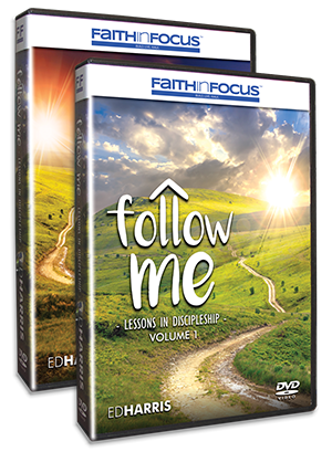 Follow Me - Lessons in Discipleship VOLUMES 1-2