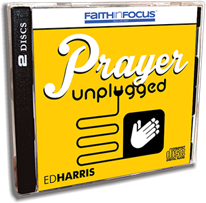 Prayer Unplugged