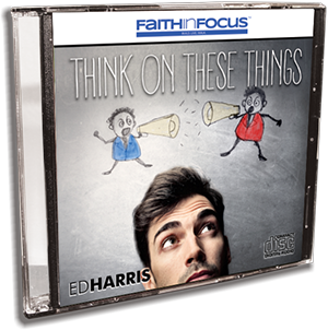 Think On These Things CD
