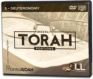 Weekly Torah Portions - Widescreen-DVD - 5 Deuteronomy