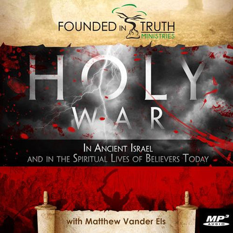 Holy War (Digital Download MP3)