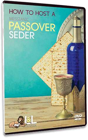 How to host a Messianic Passover Seder Set
