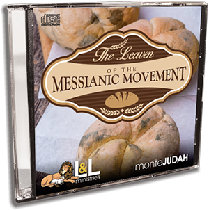 The Leaven of the Messianic Movement - CD