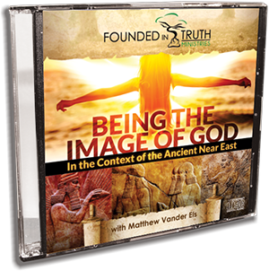 Being the Image of God - In the Context of the Ancient Near East - CD