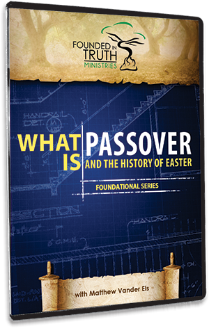 What is Passover and the History of Easter - DVD