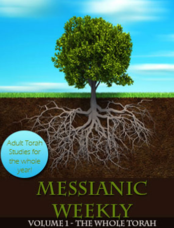 Messianic Weekly Torah Guides for ADULTS - PDF download