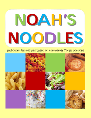 Noah's Noodles Recipe Book - PDF download