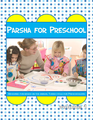 Parasha for Preschool - PDF download