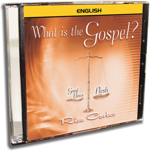 What is the Gospel? (English)