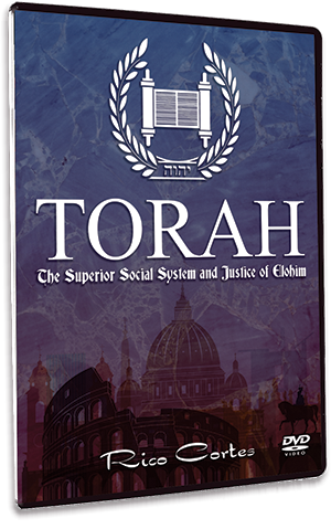 Torah: Social System, Equity and Justice of Elohim DVD