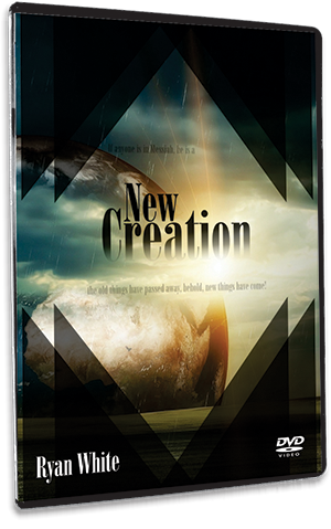New Creation DVD by Dinah Dye